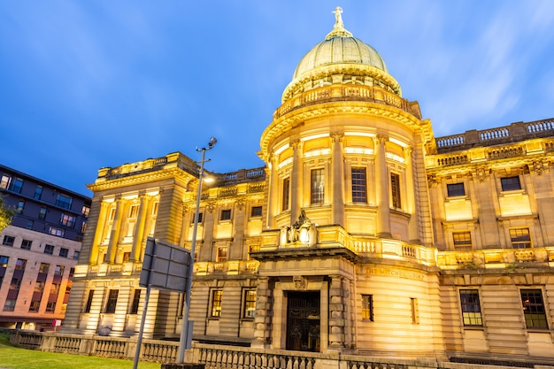 Glasgow mitchell library scotland