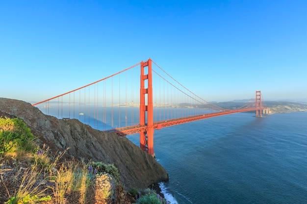 Golden gate bridge são francisco, califórnia, eua