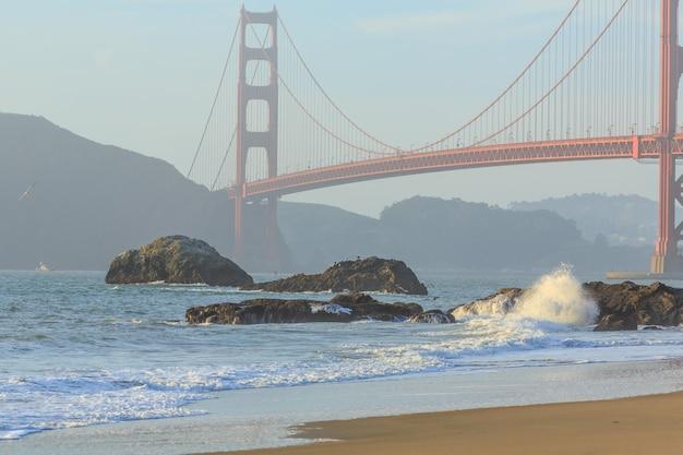 Golden gate bridge são francisco, eua
