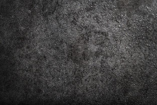 Gota de água de textura em mármore