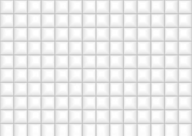 Grade de luz quadrada de luz moderna sem costura quadrada arte parede padrão