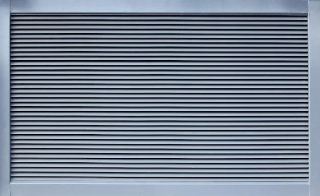 Grade de ventilação moderna de metal