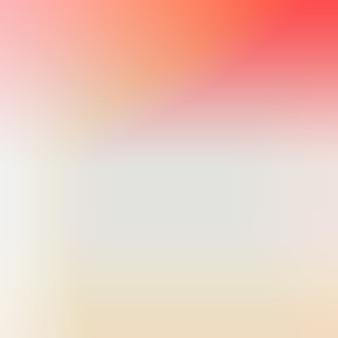 Gradiente abstrato pastel. cores bege, vermelho, rosa e baunilha. paleta de natal