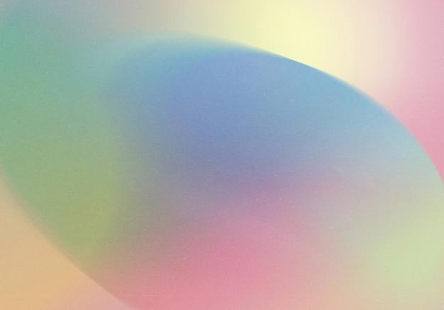 Gradiente abstrato turva padrão colorido com fundo de efeito de ruído de grão, para design de produto e mídia social