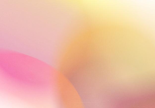 Gradiente abstrato turva padrão colorido com fundo de efeito de ruído de grão realista, para design de produtos de arte e mídias sociais, estilo moderno e vintage