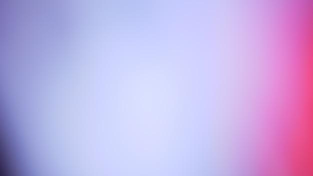 Gradiente de azul pastel rosa roxo desfocado foto abstrata linhas suaves cor de fundo
