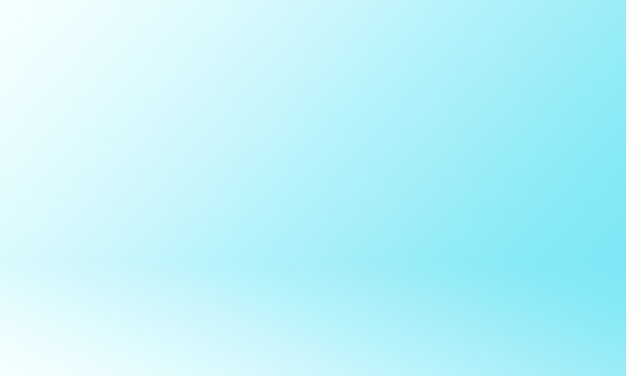 Gradiente de luz de fundo do estúdio azul