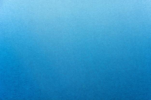 Gradiente de marinha azul escuro abstrato índigo tingido na textura de pano de algodão para o fundo