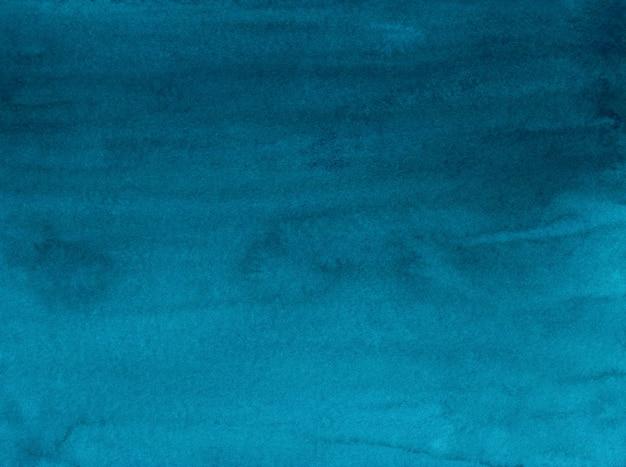 Gradiente de tinta aquarela azul