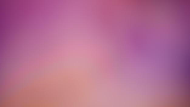 Gradiente de tom pastel rosa desfocado foto abstrata linhas suaves pantone cor de fundo