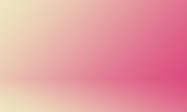 Gradiente rosa de fundo do estúdio