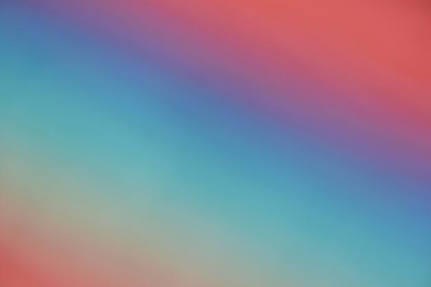 Gradiente textura colorida com azul verde laranja e vermelho