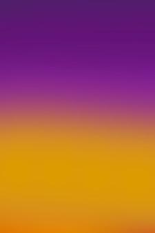 Gradiente vivo de cores