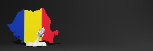 Gráfico crescente de criptomoedas ethereum na romênia para conteúdo de sites