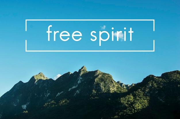 Gráfico de palavras positividade, motivação de vida, paixão, inspiração Foto gratuita