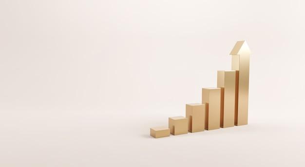 Gráfico de sucesso de crescimento