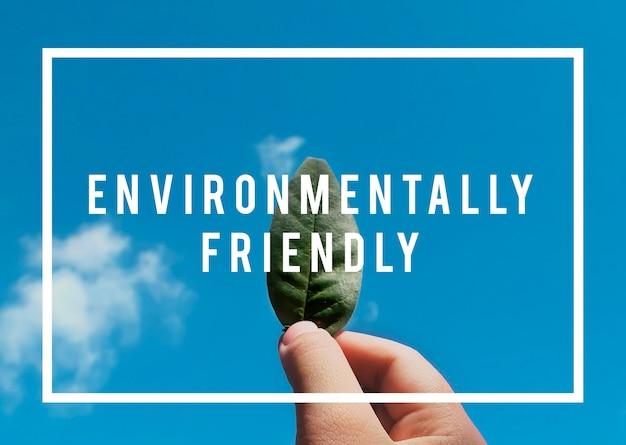Gráfico de sustentabilidade ambiental da save the world
