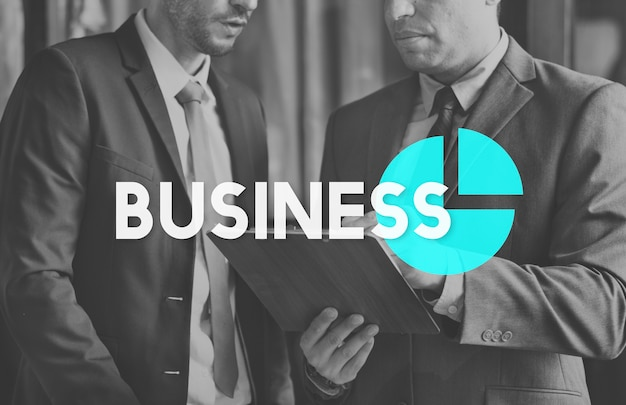 Gráfico do sucesso do alvo dos objetivos do processo de negócios