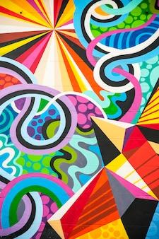 Grafite colorido