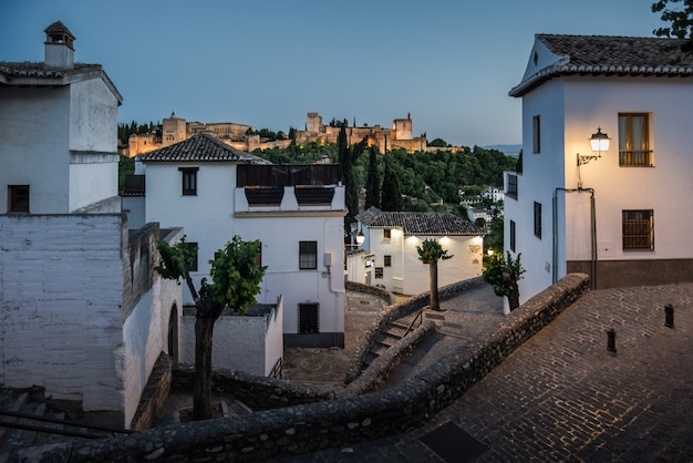 Granada andaluzia albayzin espanha