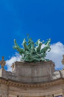 Grand palais em paris
