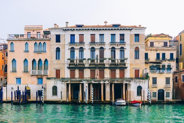 Grande canal de veneza itália