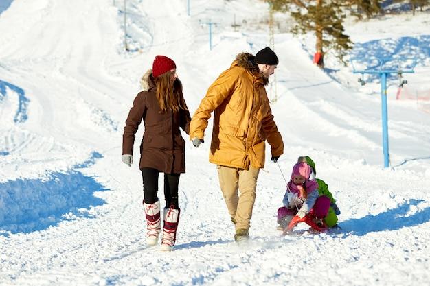 Grande fim de semana de inverno ao ar livre