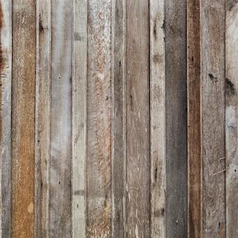 Grande fundo de textura de parede de prancha de madeira marrom