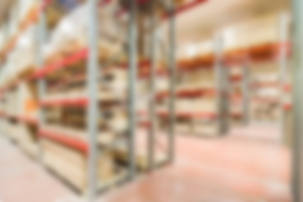 Grande fundo moderno de armazenamento de fundo de borrão