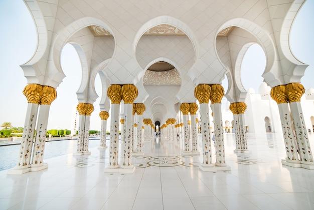 Grande mesquita de zayed