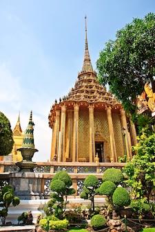 Grande palácio em bangkok, tailândia