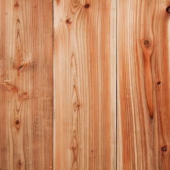 Grande prancha de madeira marrom parede textura backgroun