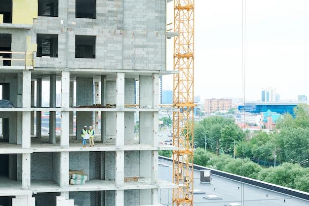 Grande projeto de construção