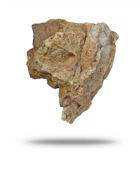 Grande rocha flutuante