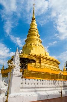 Grande stupa dourada
