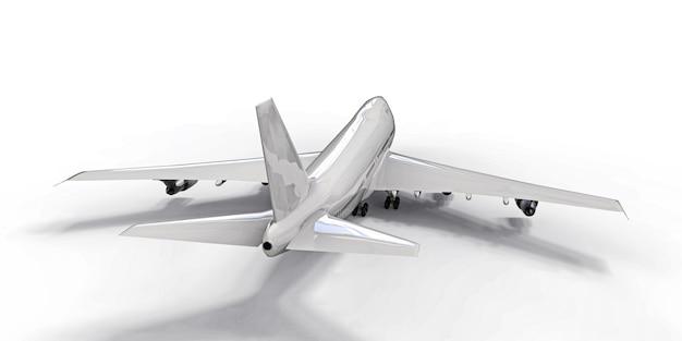 Grandes aeronaves de passageiros de grande capacidade para voos transatlânticos longos