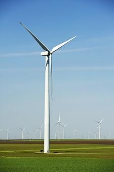 Grandes turbinas eólicas