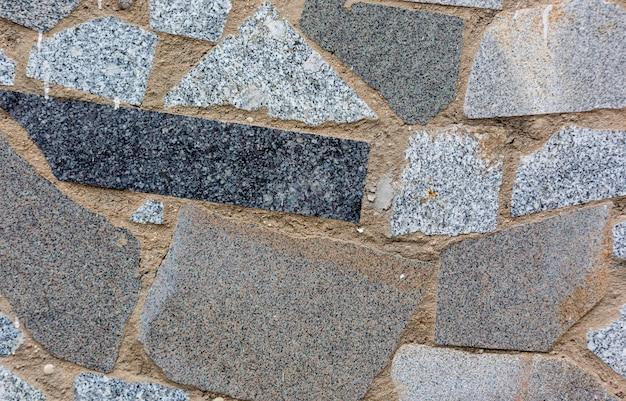 Granito e mármore textura de fundo de pedra