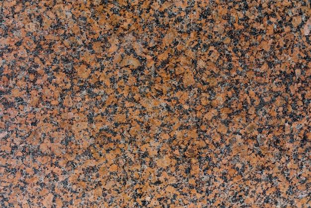 Granito marrom bege com grão preto
