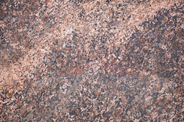 Granito vermelho como uma textura de fundo