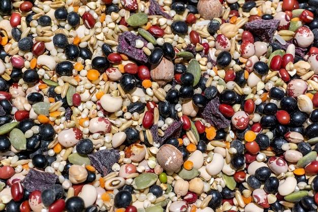 Grãos e grãos