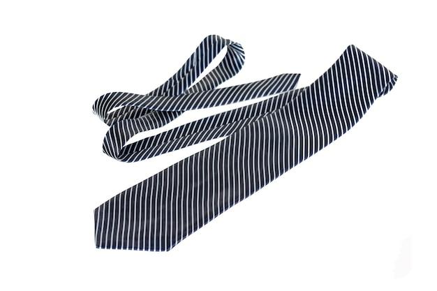 Gravata masculina. roupas para homens. isolado.