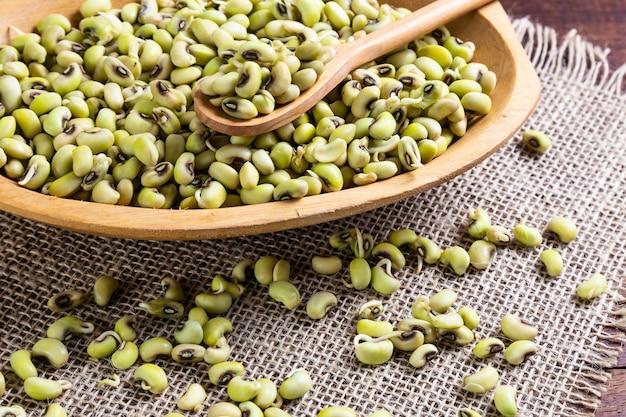 Green string bean - comida típica do nordeste com óleo de dendê