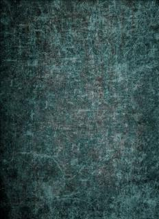 Grunge azul, afligido