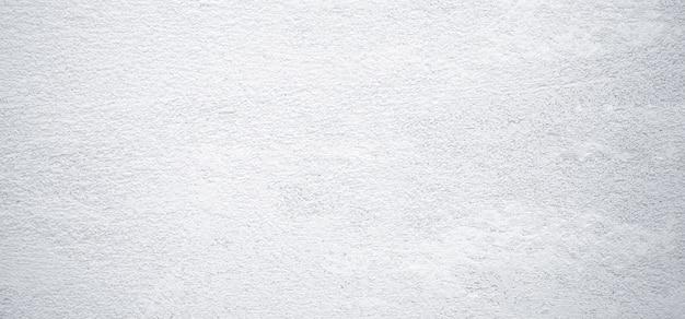 Grunge cinza em branco cimento parede textura de fundo, banner, design de interiores fundo, banner