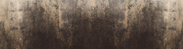 Grunge de cobre enferrujado textura de metal, ferrugem e fundo de metal oxidado.
