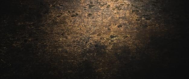 Grunge escuro e textura de fundo de parede arranhada