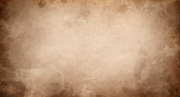 Grunge escuro, textura áspera de papel velho