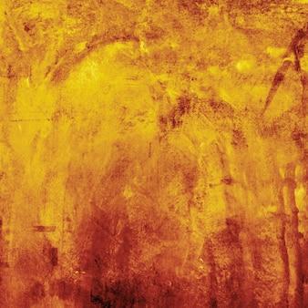 Grunge fundo laranja halloween e textura de ação de graças com cópia espaço.
