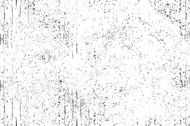 Grunge preto e branco distress texturedust overlay grão de distress simplesmente coloque a ilustração sobre